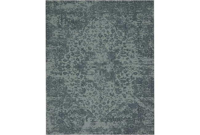 60X90 Rug-Magnolia Home Lily Park Teal By Joanna Gaines - 360