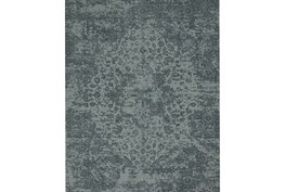 93X117 Rug-Magnolia Home Lily Park Teal By Joanna Gaines