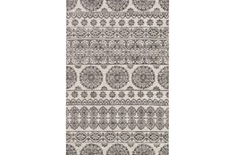60X90 Rug-Magnolia Home Lotus Antique Ivory/Mink By Joanna Gaines