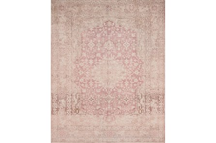 60X90 Rug-Magnolia Home Lucca Terracotta/Ivory By Joanna Gaines - Main