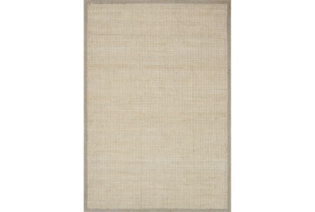 60X90 Rug-Magnolia Home Sydney Lt Grey By Joanna Gaines