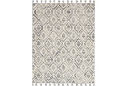93X117 Rug-Magnolia Home Teresa Ivory/Silver By Joanna Gaines