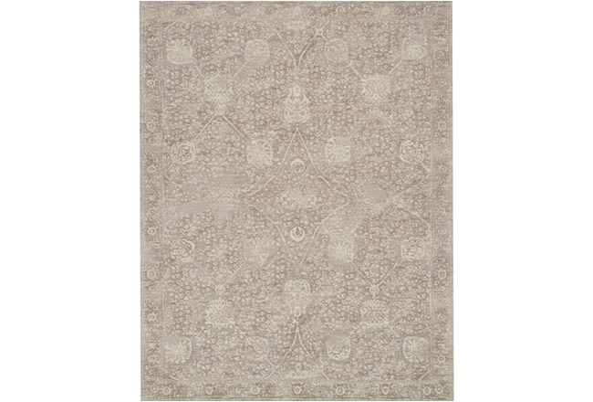 60X96 Rug-Magnolia Home Tristin Taupe/Taupe By Joanna Gaines - 360