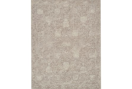 90X114 Rug-Magnolia Home Tristin Taupe/Taupe By Joanna Gaines