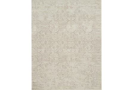 90X114 Rug-Magnolia Home Tristin Ivory By Joanna Gaines