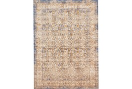 63X90 Rug-Magnolia Home Trinity Blue/Sand By Joanna Gaines