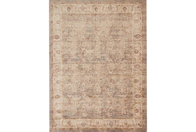 94X130 Rug-Magnolia Home Trinity Sand/Antique Ivory By Joanna Gaines - 360