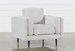 Aquarius Light Grey Chair