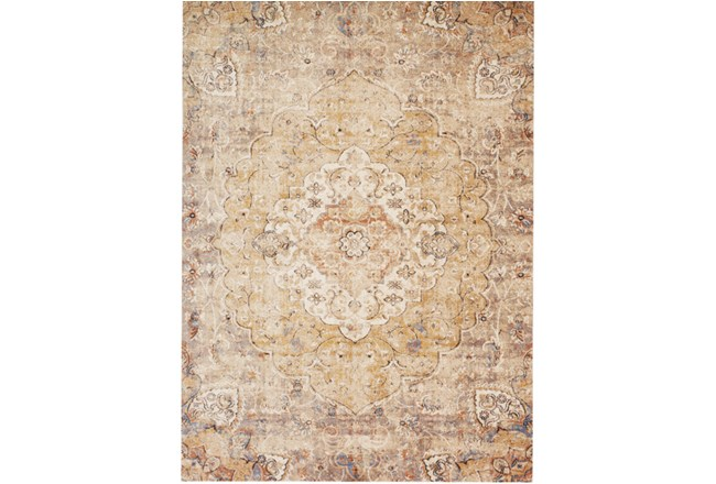 63X90 Rug-Magnolia Home Trinity Antique Ivory/Sand By Joanna Gaines - 360