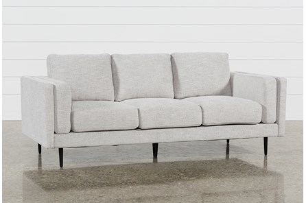 Aquarius Light Grey Sofa - Main