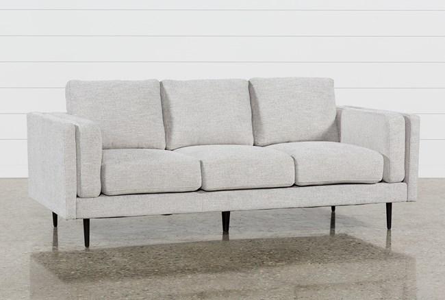 Aquarius Light Grey Sofa - 360