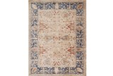 63X90 Rug-Magnolia Home Trinity Sand/Blue By Joanna Gaines - Signature