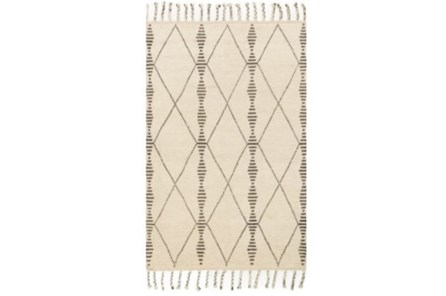 66X102 Rug-Magnolia Home Tulum Ivory/Pebble By Joanna Gaines - Main