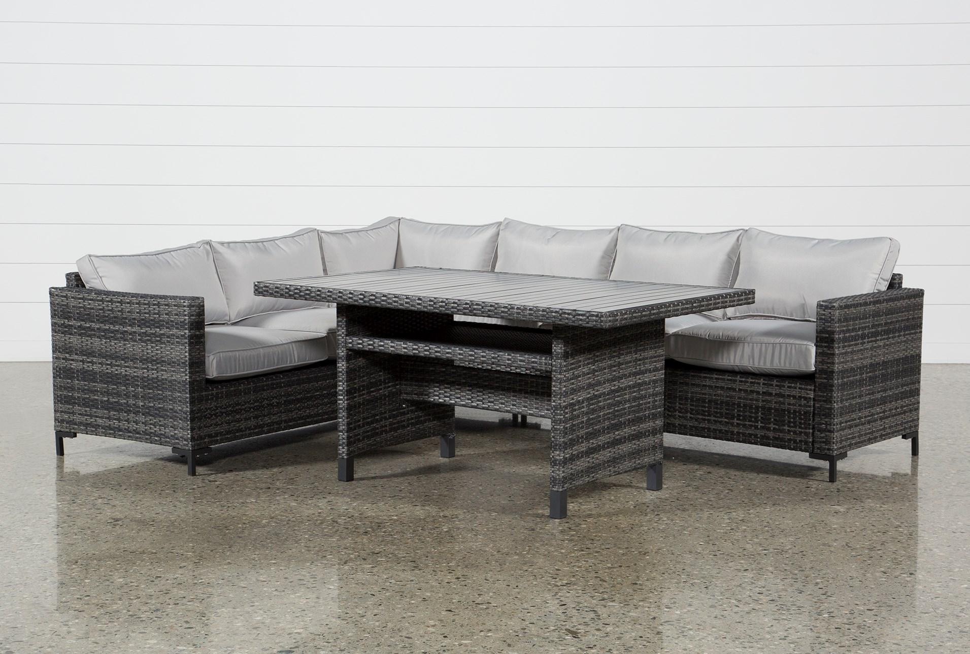 Attraktiv Lounge Outdoor Sammlung Von Domingo Banquette (qty: 1) Has Been Successfully