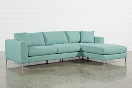Romy 2 Piece Sectional W/Raf Chaise