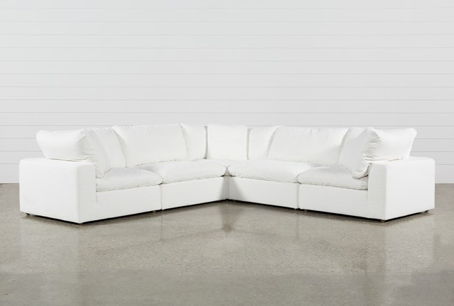 Serenity 5 Piece Sectional - 360