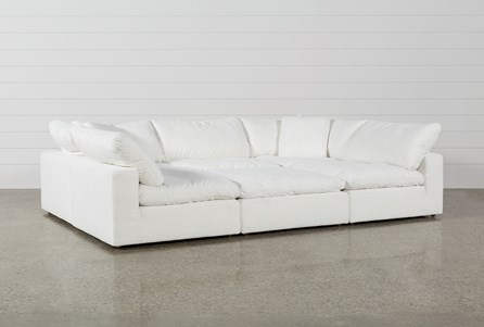 Serenity 6 Piece Pit Sectional