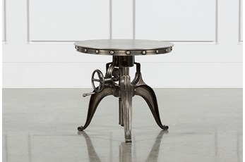 Smith II Crank End Table
