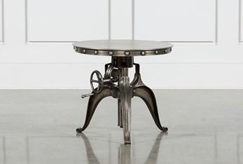 Smith II Crank End Table