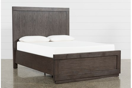 Helms California King Panel Bed