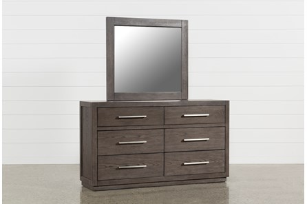Helms Dresser/Mirror
