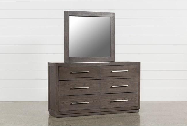 Helms Dresser/Mirror - 360