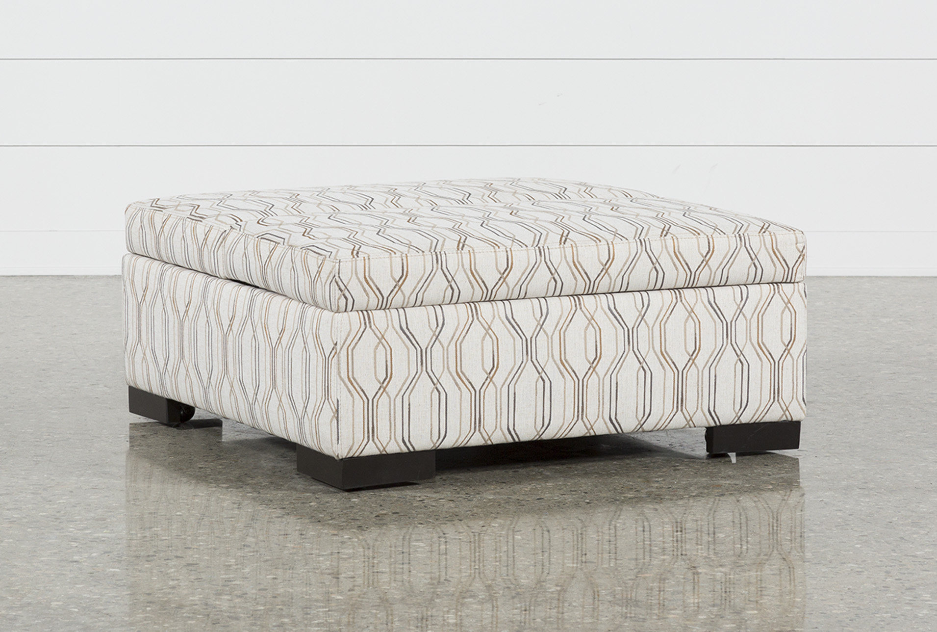 Davis Accent Storage Ottoman (Qty: 1) Has Been Successfully Added To Your  Cart.