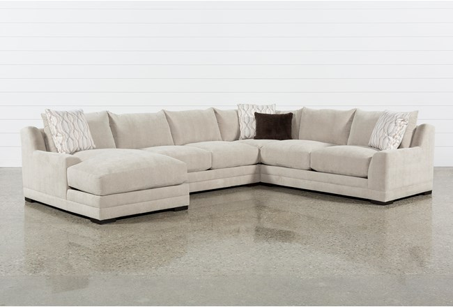 davis 4 piece sectional w laf chaise living spaces