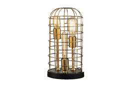 Table Lamp-3 Light Edison
