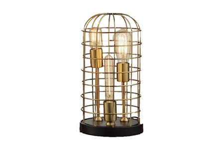 Table Lamp-3 Light Edison - Main