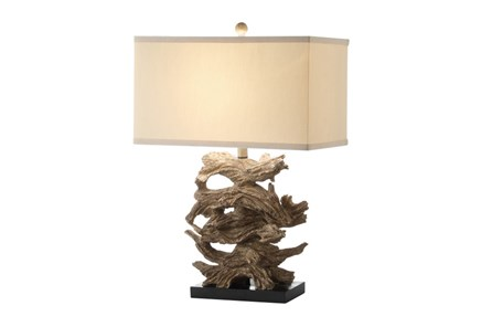 Table Lamp-Driftwood - Main