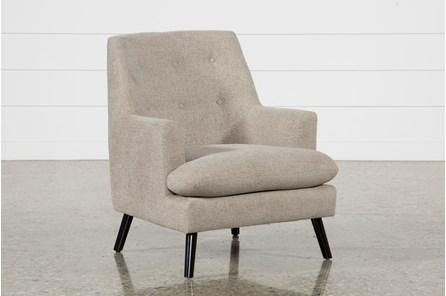 Woz Oat Accent Chair - Main