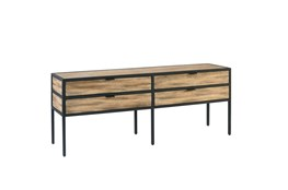 "Magnolia Home Grid 72"" Buffet By Joanna Gaines"