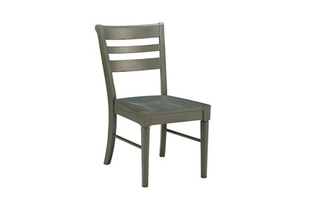 Magnolia Home Kempton Patina Dining Side Chair By Joanna Gaines