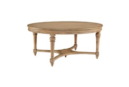 Magnolia Home English Country Oval Dining Table By Joanna Gaines