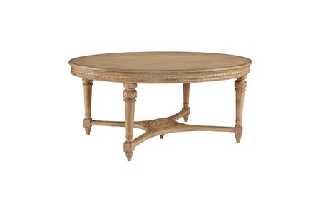 Magnolia Home English Country Oval Dining Table By Joanna Gaines - Main