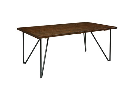 Magnolia Home Hairpin 96 Inch Dining Table By Joanna Gaines - Main