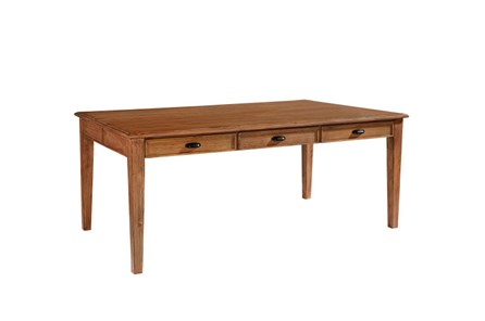 Magnolia Home Bench Keeping 72 Inch Dining Table By Joanna Gaines