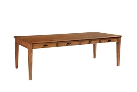 Magnolia Home Bench Keeping 96 Inch Dining Table By Joanna Gaines