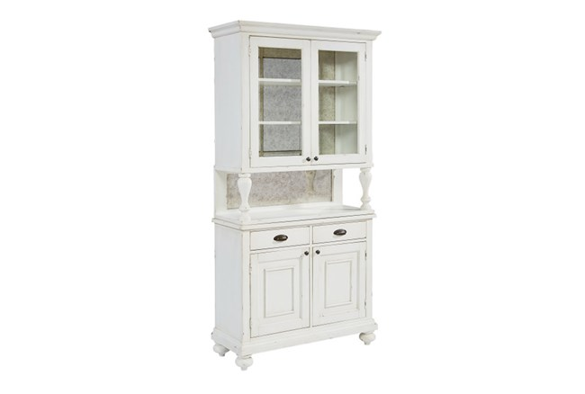 Magnolia Home Dish Cabinet And Hutch By Joanna Gaines - 360