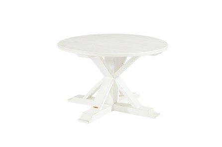Magnolia Home Childers Round Dining Table By Joanna Gaines - Main