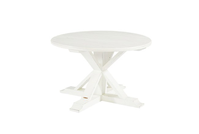 Magnolia Home Childers Round Dining Table By Joanna Gaines - 360