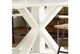 Magnolia Home Childers Round Dining Table By Joanna Gaines - Material
