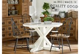 Magnolia Home Childers Round Dining Table By Joanna Gaines - Room