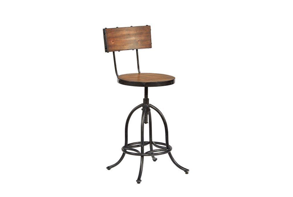 """Magnolia Home Architect 32"""" Stool By Joanna Gaines"""