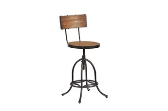 "Magnolia Home Architect 32"" Stool By Joanna Gaines"