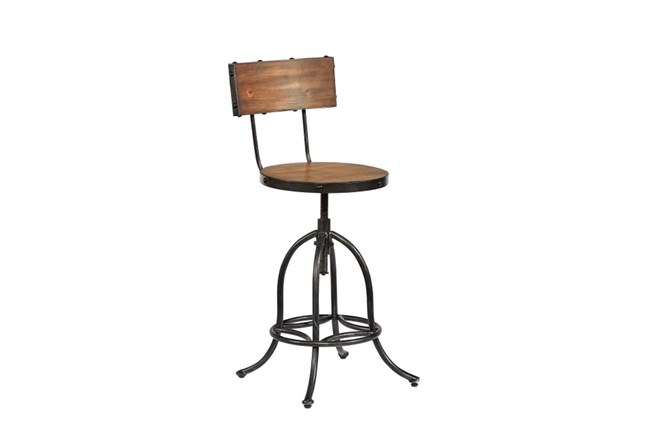 Magnolia Home Architect Stool By Joanna Gaines - 360
