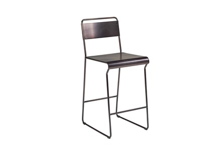Magnolia Home Span Metal Bar Stool By Joanna Gaines