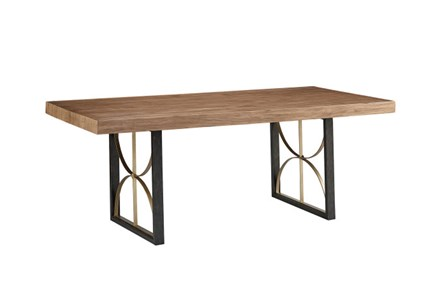 Magnolia Home Proximity 72 Inch Dining Table By Joanna Gaines - Main