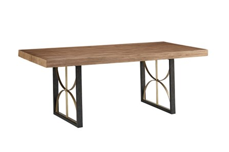 Magnolia Home Proximity 84 Inch Dining Table By Joanna Gaines - Main